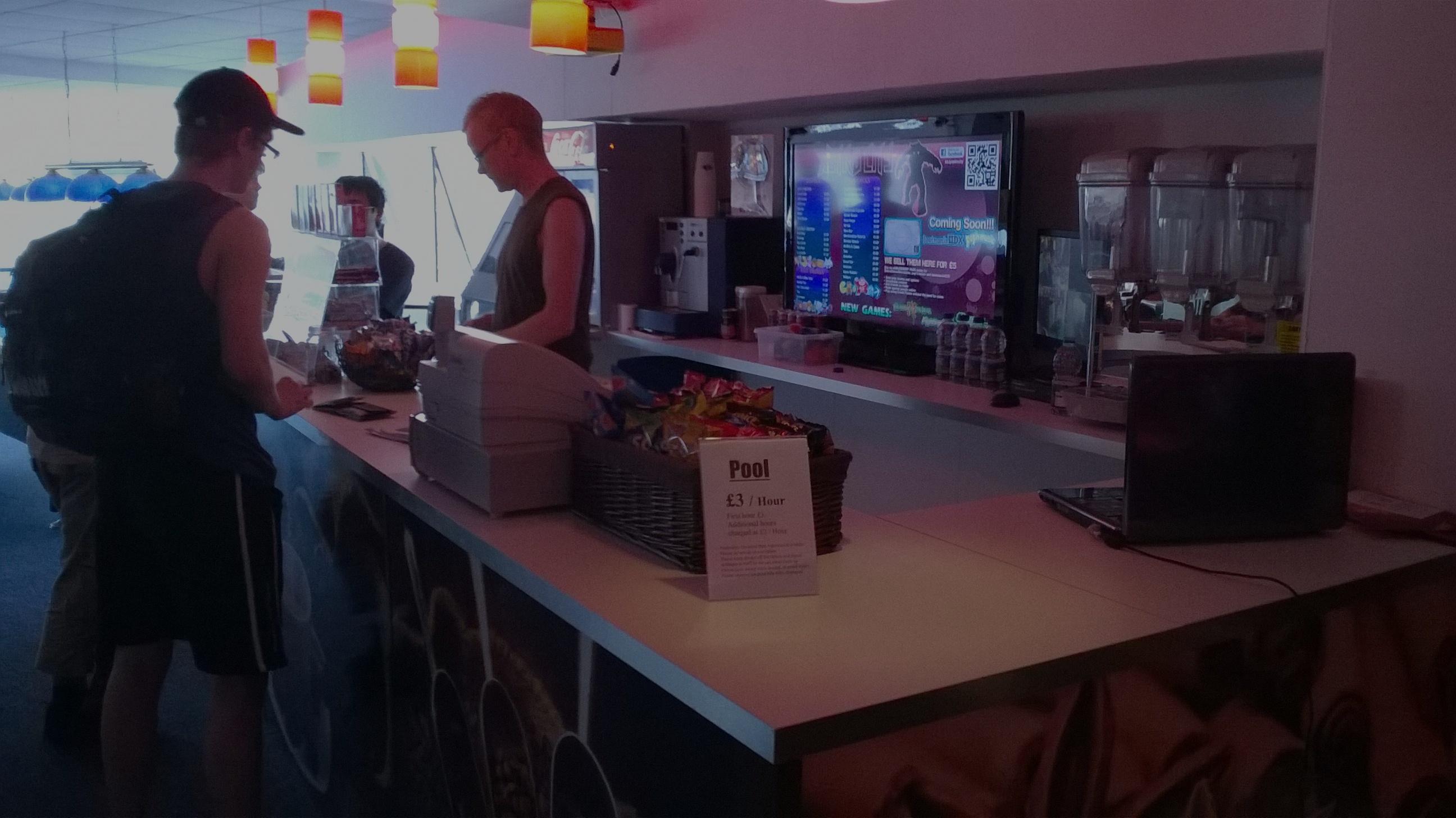 Astro City Counter