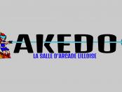 Akedo logo stretched