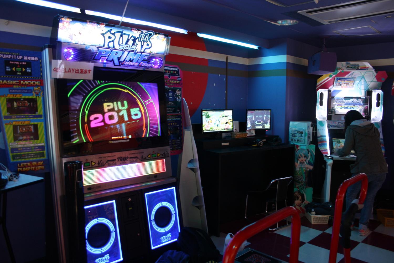 Namco Nakano PIU Prime