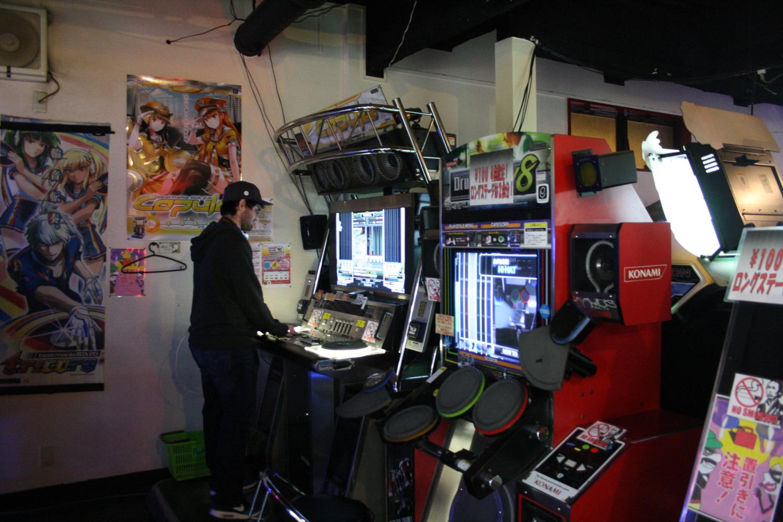 Ramble Plaza Ikebukuro IIDX and DM