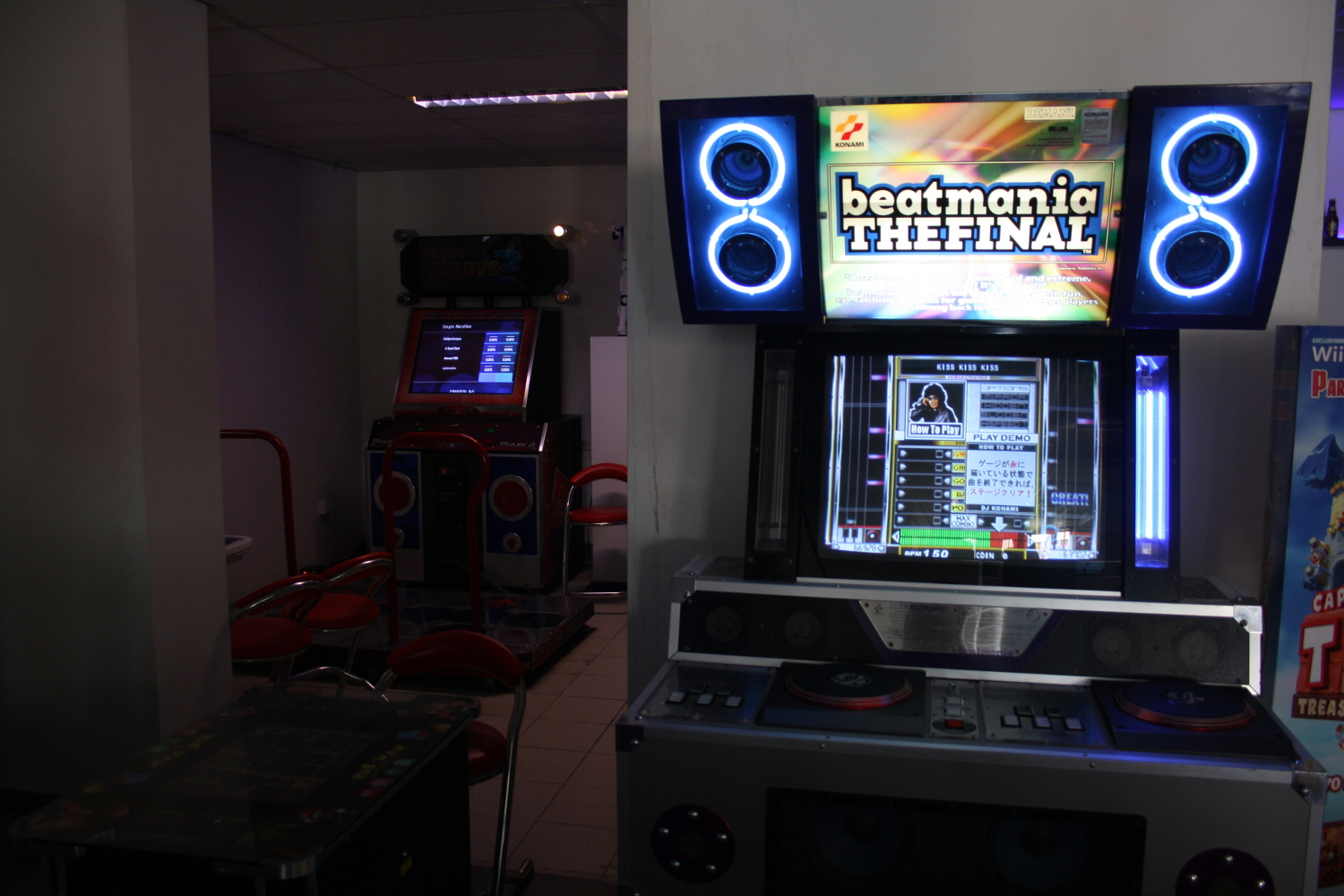 beatmania and ITG